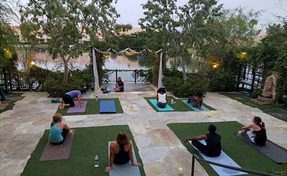 Lakeside Yin Yoga Learn More
